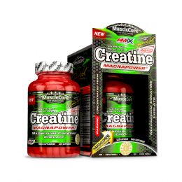 Náhled - AMIX MuscleCore Creatine MagnaPower 120 kps