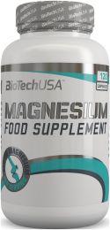 BioTech Magnesium 120 kapslí