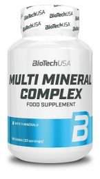 BioTech MULTI MINERAL COMPLEX 100 tablet