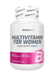 BioTech Multivitamin for Women 60 tablet