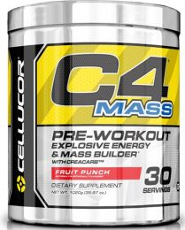 N�hled - CELLUCOR C4 Mass Pre-Workout 1020g