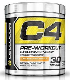 Náhled - CELLUCOR C4 Pre-Workout 195g