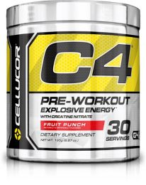 N�hled - CELLUCOR C4 Pre-Workout