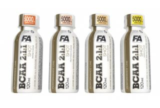 FA BCAA 2:1:1 SHOT 120ml