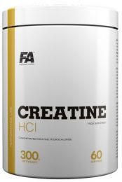 Náhled - FA CREATINE HCL 300g + LEVRO PUMP 12g + TESTER