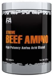 Náhled - FA Xtreme Beef Amino 600 + TESTER