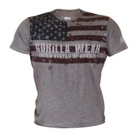 GORILLA WEAR USA Flag T-Shirt