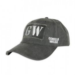 Gorilla Wear Washed Cap Gray