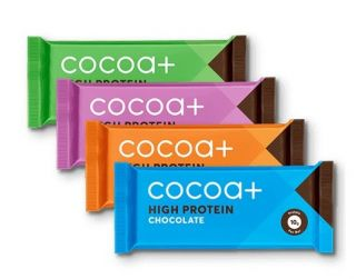 HealthyCo Cocoa+ High Protein Chocolate 40g