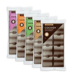HealthyCo Cocoa+ High Protein Chocolate 70g