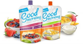 Max Sport Good morning 200g řecký jogurt & exotické ovoce