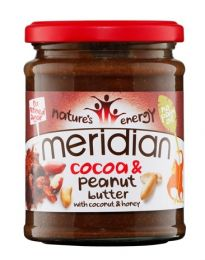 Meridian Peanut & Cocoa Butter 170g
