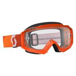 Moto brýle SCOTT Hustle MXVII Clear