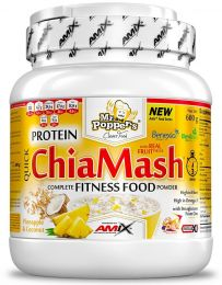 Mr Poppers Protein ChiaMash 600g