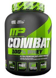 MusclePharm Combat 100% Whey 2270g + náramek ZDARMA