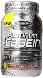Náhled - MuscleTech Platinum 100% Casein 840 g