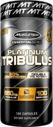 Náhled - Muscletech Platinum 100% Tribulus 100cps