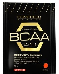 NUTREND COMPRESS BCAA INSTANT DRINK 20x10g