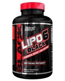 Nutrex LIPO 6 BLACK 120 kps