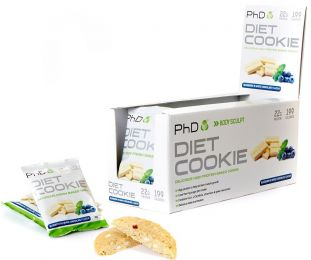 Náhled - PhD Nutrition Diet Cookie 50g