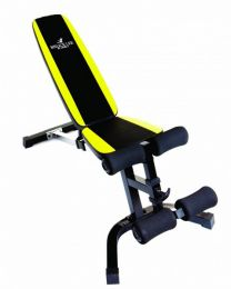 Posilovací lavice polohovací Bruce Lee Signature Utility Bench + servis u Vás doma provádíme kdekoliv v ČR