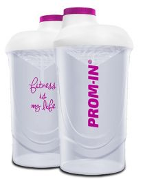Náhled - PROM-IN ŠEJKR FITNESS IS MY LIFE 600ml