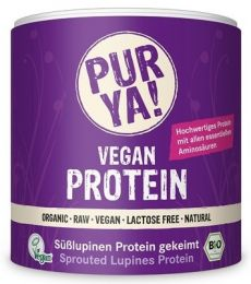 Náhled - PurYa! Sprouted Lupines Protein 200g BIO