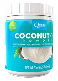 N�hled - QUEST Coconut Oil Powders 567g