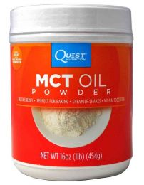 N�hled - Quest MCT Oil Powder 454g