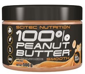 Scitec 100% PEANUT BUTTER 500g smooth