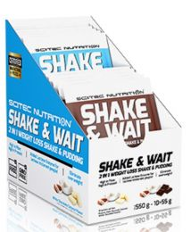 Náhled - Scitec Shake and Wait 550g