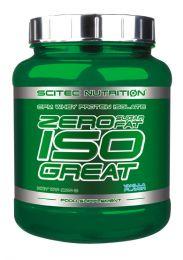 Scitec ZERO ISO GREAT 900g