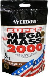 Weider Super Mega Mass 2000 4,5kg