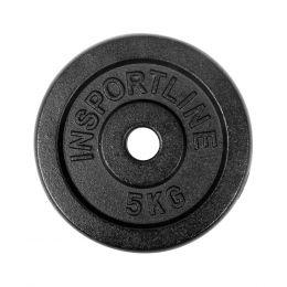 Závaží inSPORTline 5 kg ocelové