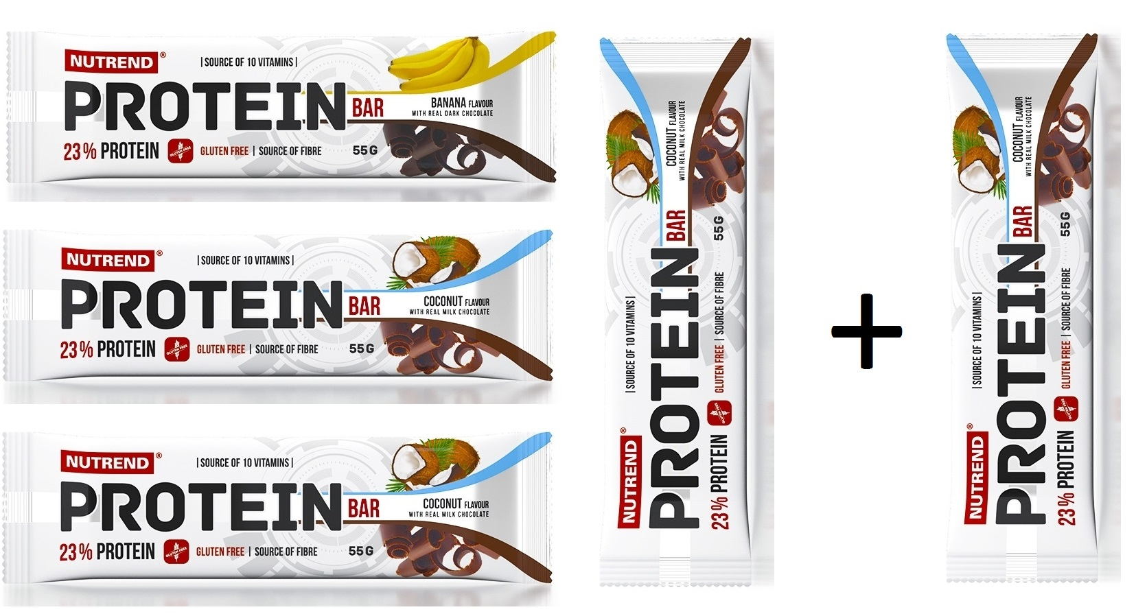 Výsledek obrázku pro proteinová tyčinka nutrend protein bar