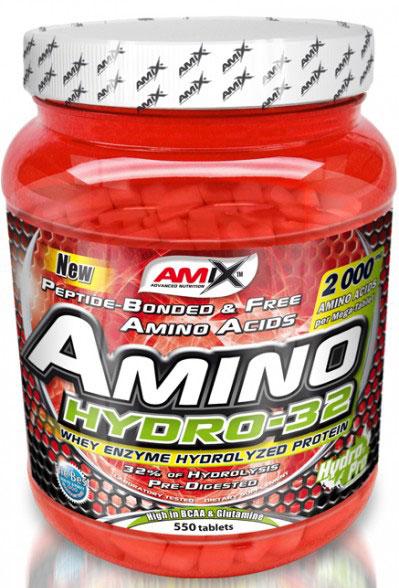 Výsledek obrázku pro Amix Amino HYDRO 32 550 tbl