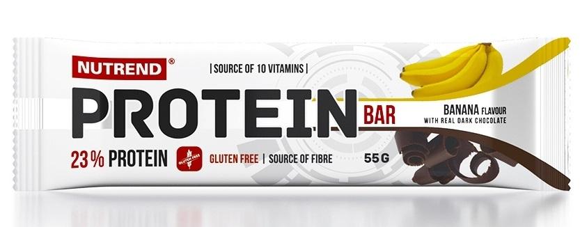 Výsledek obrázku pro nutrend protein bar