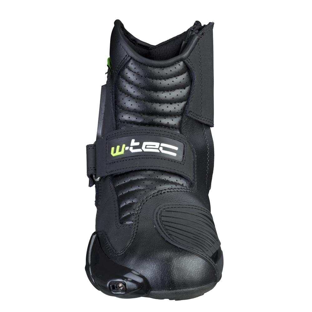 Pánské kožené moto boty W-TEC Tochern NF-6032  00fa260ef0