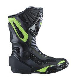 Pánské kožené moto boty W-TEC Brogun NF-6003  a9ea41ef10