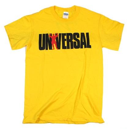 9dd6ee033336 Universal triko T-Shirt 77 yellow