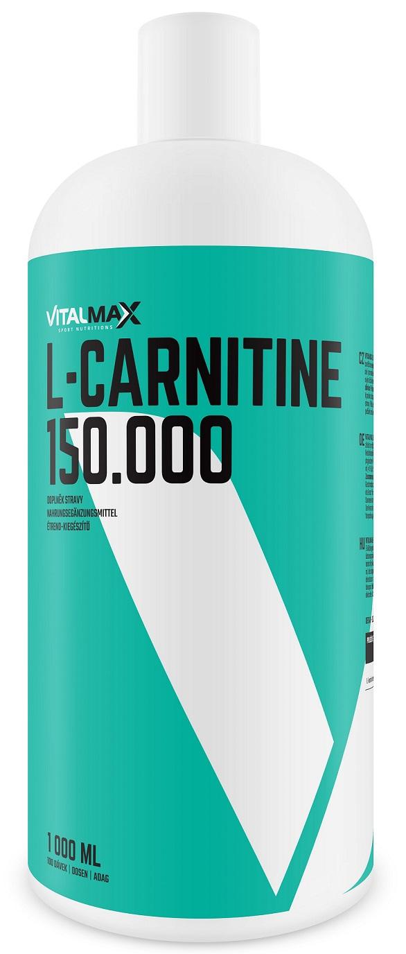 ... L-CARNITINE MAXX 1000 · Vitalmax L-CARNITIN 150.000 LIQUID f1e3245b09974